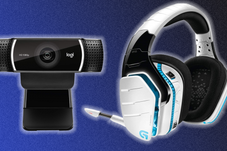 Logitech Amazon Deals: 50% Off C922x Webcam, $200 Off Surround Sound System, and More – IGN