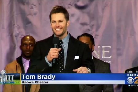 TV producer fired over Tom Brady graphic, says 'it was a little wink' to Steelers fans – Fox News