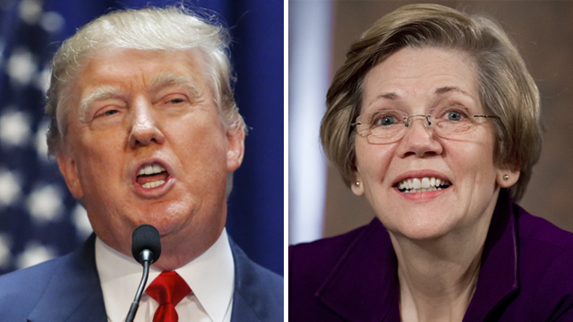 Trump jabs at Warren: 'Ask her psychiatrist' if she can win in 2020 | TheHill – The Hill