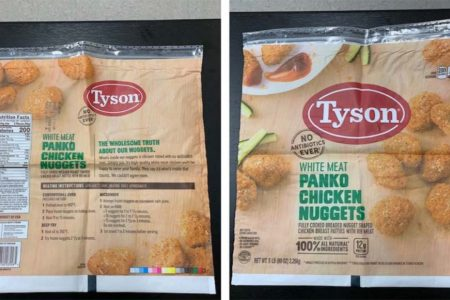 Tyson recalls 36,000 pounds of chicken nuggets after complaints about rubber in product – Fox News