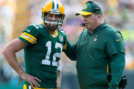 Marcedes Lewis highlights dysfunction between Aaron Rodgers, Mike McCarthy – Packers Wire