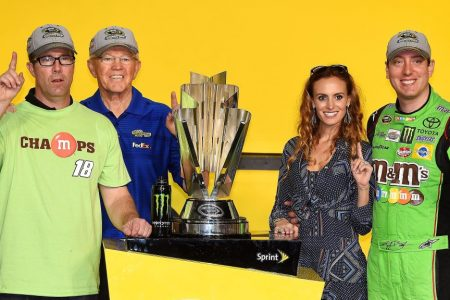NASCAR world mourns death of Joe Gibbs' son and co-founder of racing team – For The Win