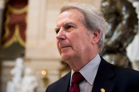 GOP Rep. Walter Jones enters hospice care – Fox News