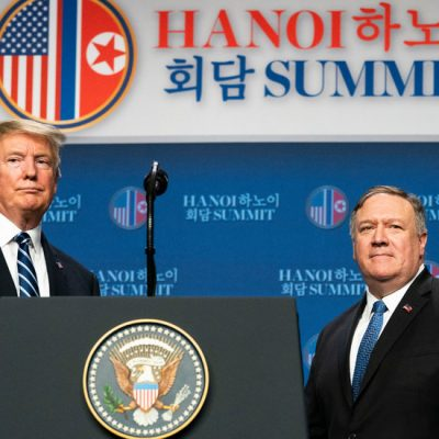 Trump-Kim Summit Updates: 'Sometimes You Have to Walk,' Trump Says as Talks Collapse – The New York Times