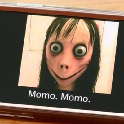 """""""Momo challenge"""" nearly deadly for family, California mother says – CBS News"""