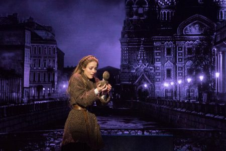 'Anastasia' Musical to Close on Broadway on March 31 – The New York Times