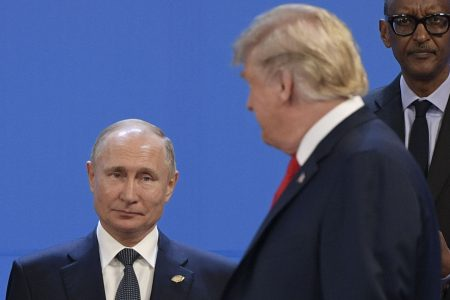 Putin to Trump, waving missiles: Your move. – USA TODAY