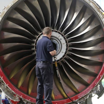 Rolls-Royce pulls out of race to power Boeing's new commercial plane – CNBC