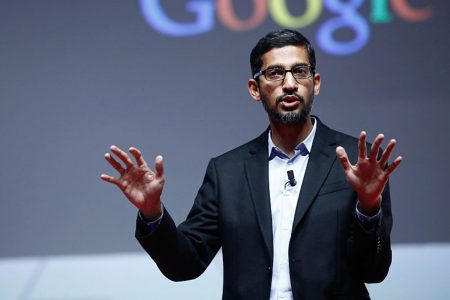 15 years ago, Google's CEO had a brilliant response to a tricky interview question – and it helped him get hired – CNBC