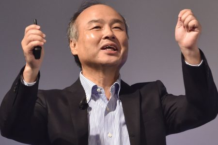 SoftBank's Masayoshi Son may have gotten more than $3 billion richer in a day – CNBC