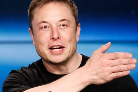 Elon Musk posts video of the first firing of new SpaceX Raptor rocket engine – CNBC