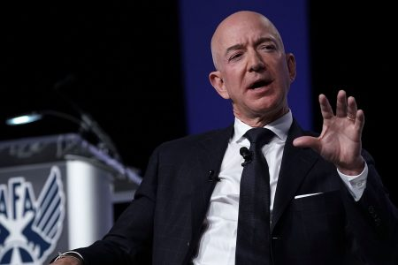Jeff Bezos told employees last year that other companies shouldn't be so afraid of Amazon — some rivals are proving him right – CNBC