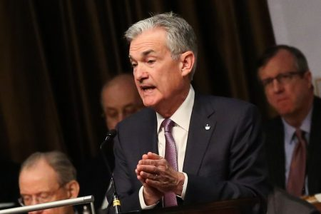 Powell heads to Capitol Hill this week with a chance to ease the market's fears – CNBC