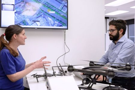 With more drones in the sky every year, 'counter-drone' tech can keep the bad ones at bay – CNBC