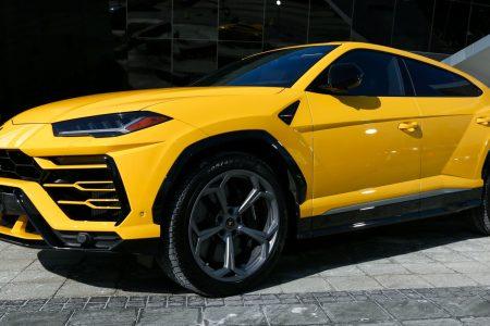 Lamborghini's new $200,000 SUV boosts automaker's sales by 51 percent in 2018 – CNBC