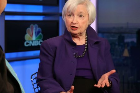 Janet Yellen: Possible next Fed move is a cut if global growth continues to slow – CNBC