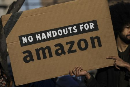 NYC developer: Ironically, many of the protested Amazon perks are 'on the books' for all newcomers – CNBC