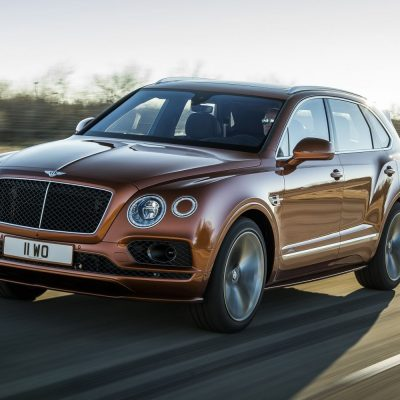This Bentley is now the world's fastest SUV, beating out a Lamborghini – CNBC