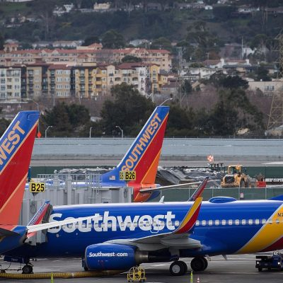 Southwest Airlines declares 'operational emergency' after number out-of-service aircraft doubles – CNBC