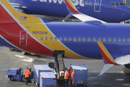 Southwest Airlines grounds more jets due to maintenance issues – CNBC