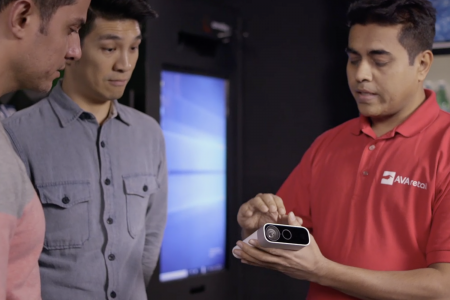 Microsoft unveils an A.I. camera for developers – CNBC