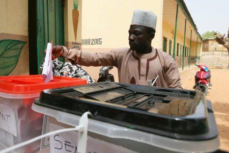 Votes being counted in Nigeria's delayed vote – Aljazeera.com