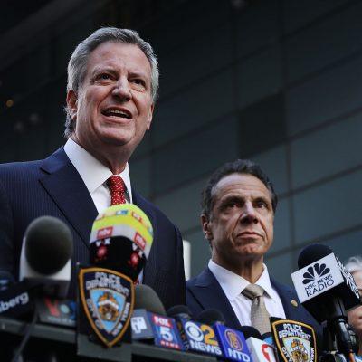 """We know the game is rigged"": NYC Mayor Bill de Blasio slams Amazon HQ2 reversal – Axios"