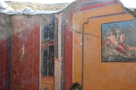 Archaeologists in Pompeii Find Fresco of Narcissus in 'Extraordinary' Condition – The New York Times