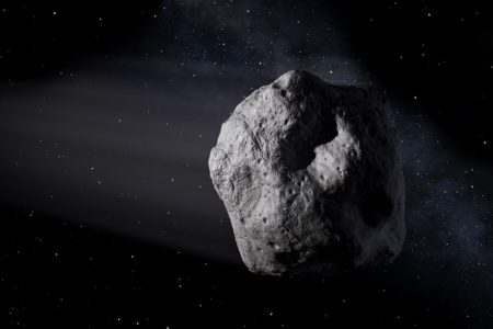 'Rare species' of asteroid spotted in our solar system – CNN