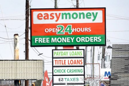 Consumer bureau moves to roll back payday lending rule – CNN