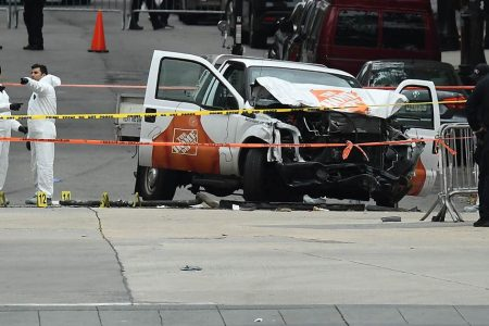 Trump tweet won't affect death penalty request for NYC bike path attack suspect, judge rules – NBCNews.com