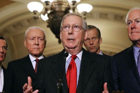 Senate Republicans have a math problem on Trump's border emergency – CNN