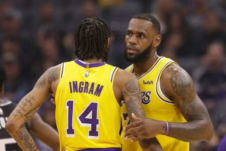 Brandon Ingram hears 'LeBron's gonna trade you' chants in Indiana – USA TODAY