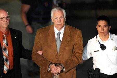 Ex-Penn State assistant coach Jerry Sandusky gets new sentencing – NBCNews.com