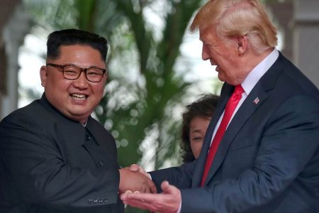 Love connection: Why intel officials are worried about the Trump-Kim summit – NBC News