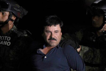 Drug kingpin Joaquin 'El Chapo' Guzmán likely headed to Supermax prison, experts say – NBC News