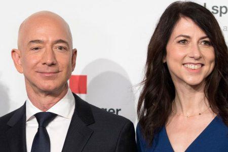 Jeff and MacKenzie Bezos top list of biggest philanthropists in 2018 – CNN