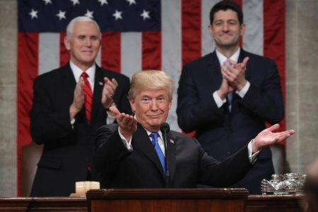Trump ignites new immigration furor ahead of State of the Union – CNN