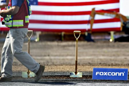 Foxconn moves forward with construction in Wisconsin – CNN