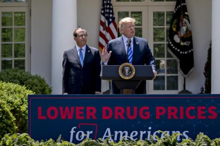 Trump proposal would upend drug industry by overhauling rebates in Medicare – CNN