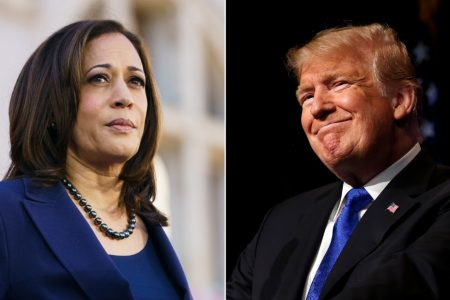 Donald Trump's spot-on compliment for Kamala Harris – CNN