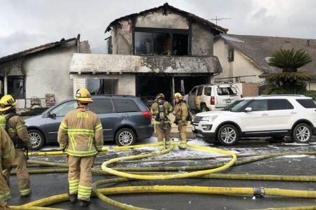 Pilot in Calif. plane crash that killed 5 carried police badge that wasn't 'legitimate' – NBC News