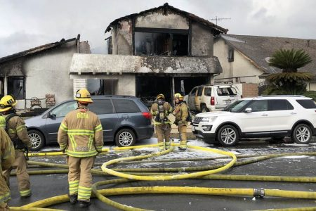 Five dead, two hospitalized after plane crashes into home in California – NBC News