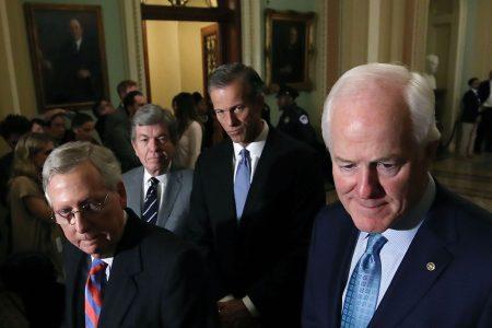 Republicans defy Trump on national emergency – POLITICO