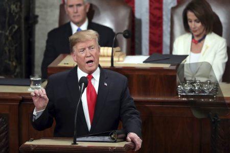 Top 10 highlights from Trump's State of the Union – NBC News