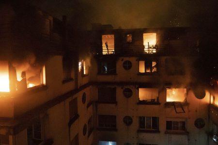 Paris apartment building fire kills 10; resident detained – NBC News