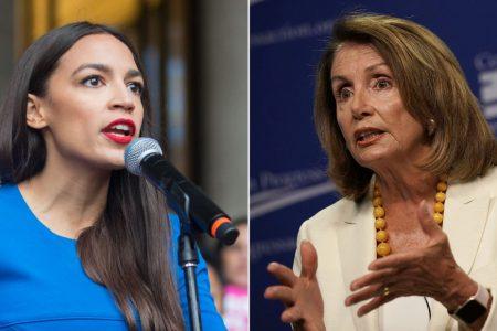 Nancy Pelosi just threw some serious shade at Alexandria Ocasio-Cortez's 'Green New Deal' – CNN