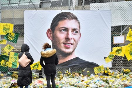 Emiliano Sala: Fans detained after 'mocking' death with airplane gestures during game – CNN