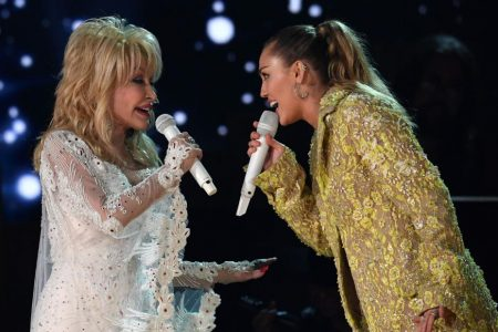 Dolly Parton celebrated in all-star Grammys tribute – CNN