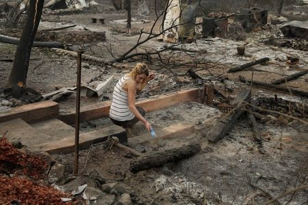 California lost 18 million trees in 2018, adding fuel to future wildfires – NBC News